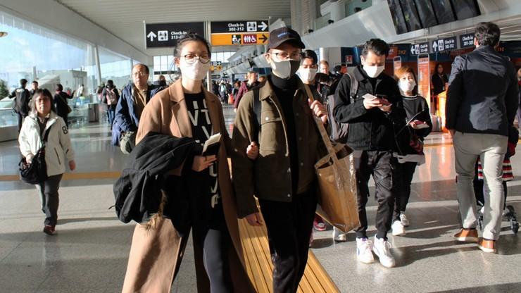Kolejne przypadki koronawirusa w Europie