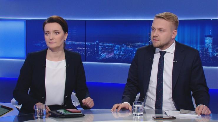 """Okła-Drewnowicz: marszałek Grodzki jest """"solą w oku"""" dla PiS. Jest wielka próba jego zaszczucia"""