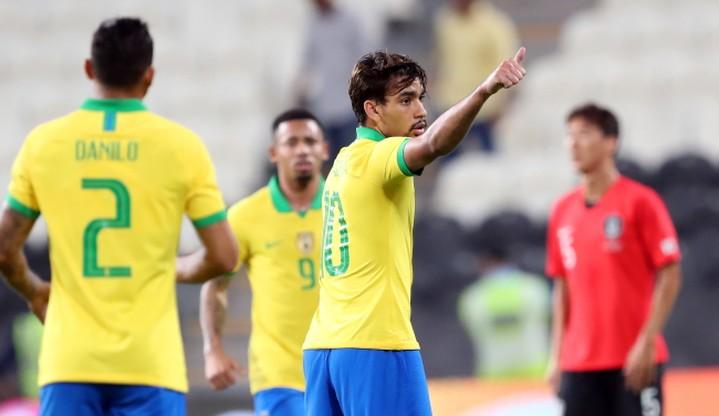 Pewne zwycięstwo Brazylii z Koreą Płd. w meczu towarzyskim