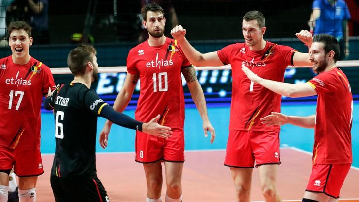 Turniej kwalifikacyjny siatkarzy: Belgia - Czechy. Relacja i wynik na żywo