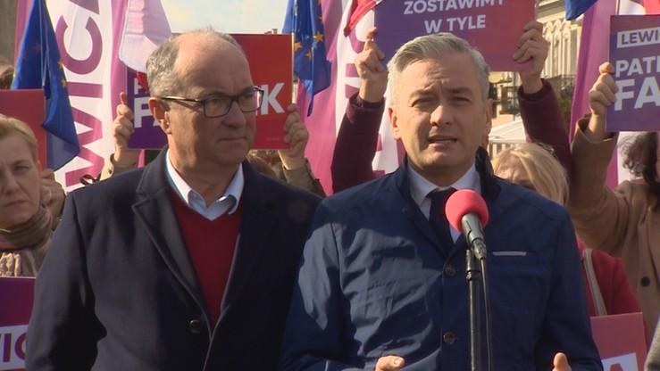 """Pakt Lewicy dla małych i średnich miast. """"Dlaczego w Gliwicach nie miałby mieć swojej siedziby TK?"""""""