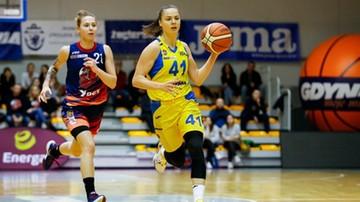 Superpuchar Polski koszykarek: VBW Arka Gdynia z trofeum