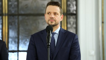 Rywal Hołowni czy Dudy? Zaremba o kandydaturze Trzaskowskiego