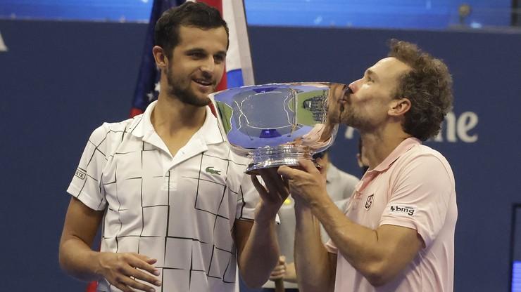 US Open: Pavic i Soares ze złotem w deblu