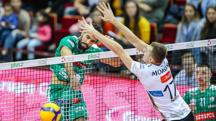 PlusLiga: Indykpol AZS Olsztyn – Trefl Gdańsk. Transmisja w Polsacie Sport