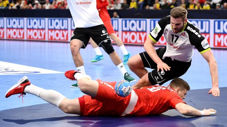 EHF Euro 2020: Niemoc i druga porażka Polaków! Tym razem ulegli Szwajcarii