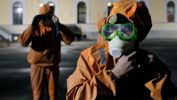 Dobowy rekord zakażeń koronawirusem w Rosji