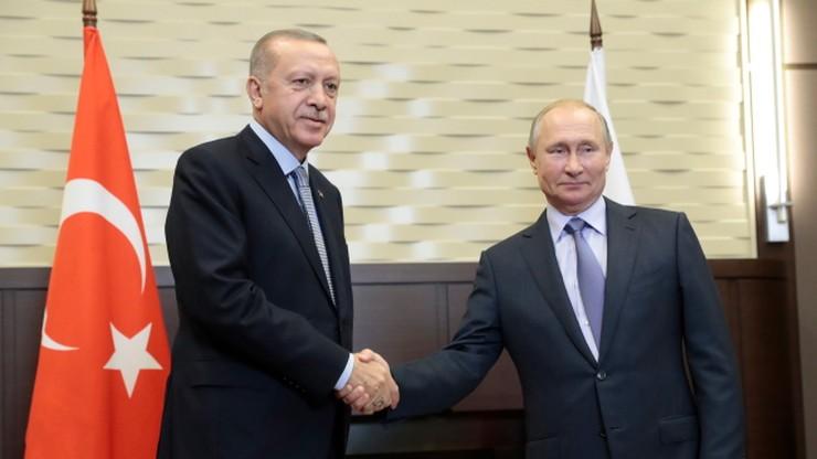 Rosja i Turcja porozumiały się ws. Syrii