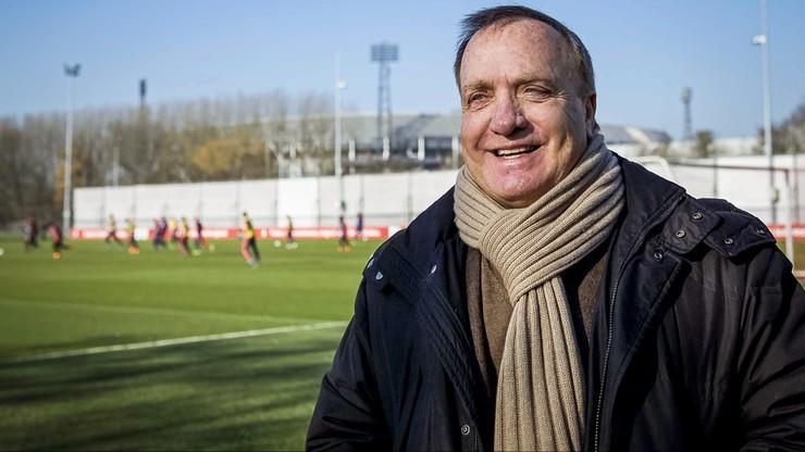 Advocaat trenerem Feyenoordu Rotterdam