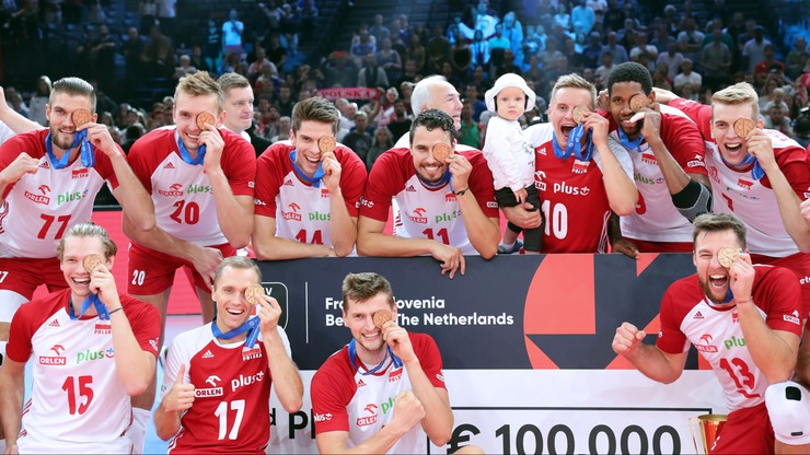 Siatkarz reprezentacji Polski w drużynie marzeń ME 2019!