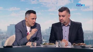 """Mocna wymiana zdań w Cafe Futbol. """"Nie interesowało mnie drugie miejsce w eliminacjach i baraże"""""""