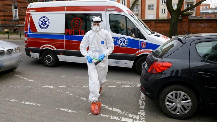 Kilkadziesiąt nowych przypadków zakażenia koronawirusem w Polsce