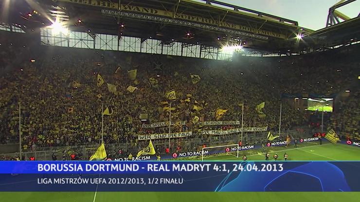 Przypominamy cztery gole Lewandowskiego w meczu Borussia Dortmund - Real Madryt