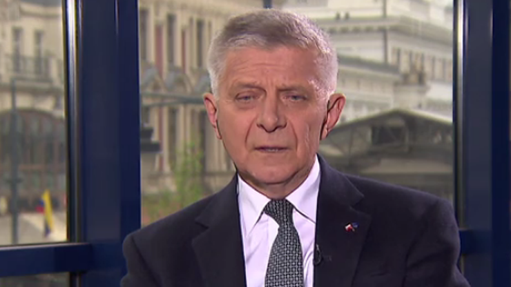 Belka: musimy założyć, że katastrofa związana z epidemią to zjawisko przejściowe