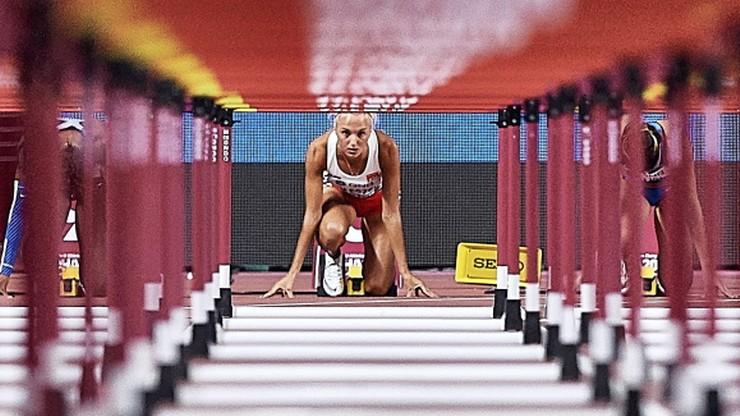 MŚ Doha 2019: Kołeczek poza finałem biegu na 100 m przez płotki