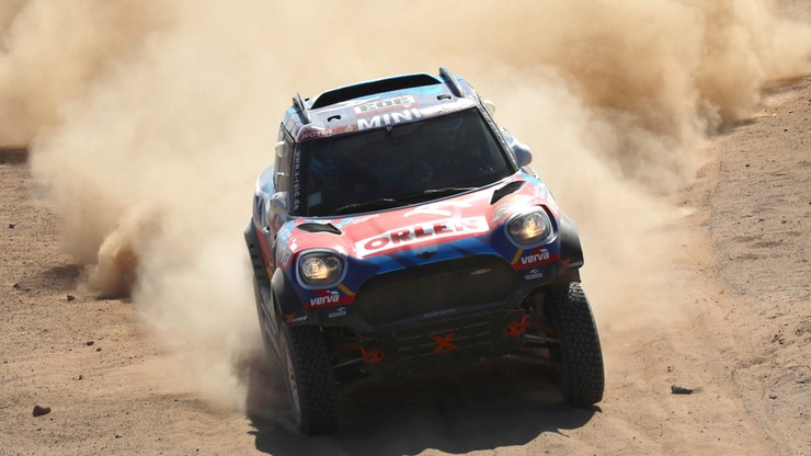 Rajd Dakar. Trzecie miejsce i gest fair play Przygońskiego