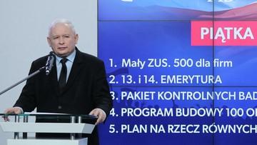 """""""Jest plan B"""". Kaczyński o kandydaturze na komisarza UE ds. rolnictwa"""