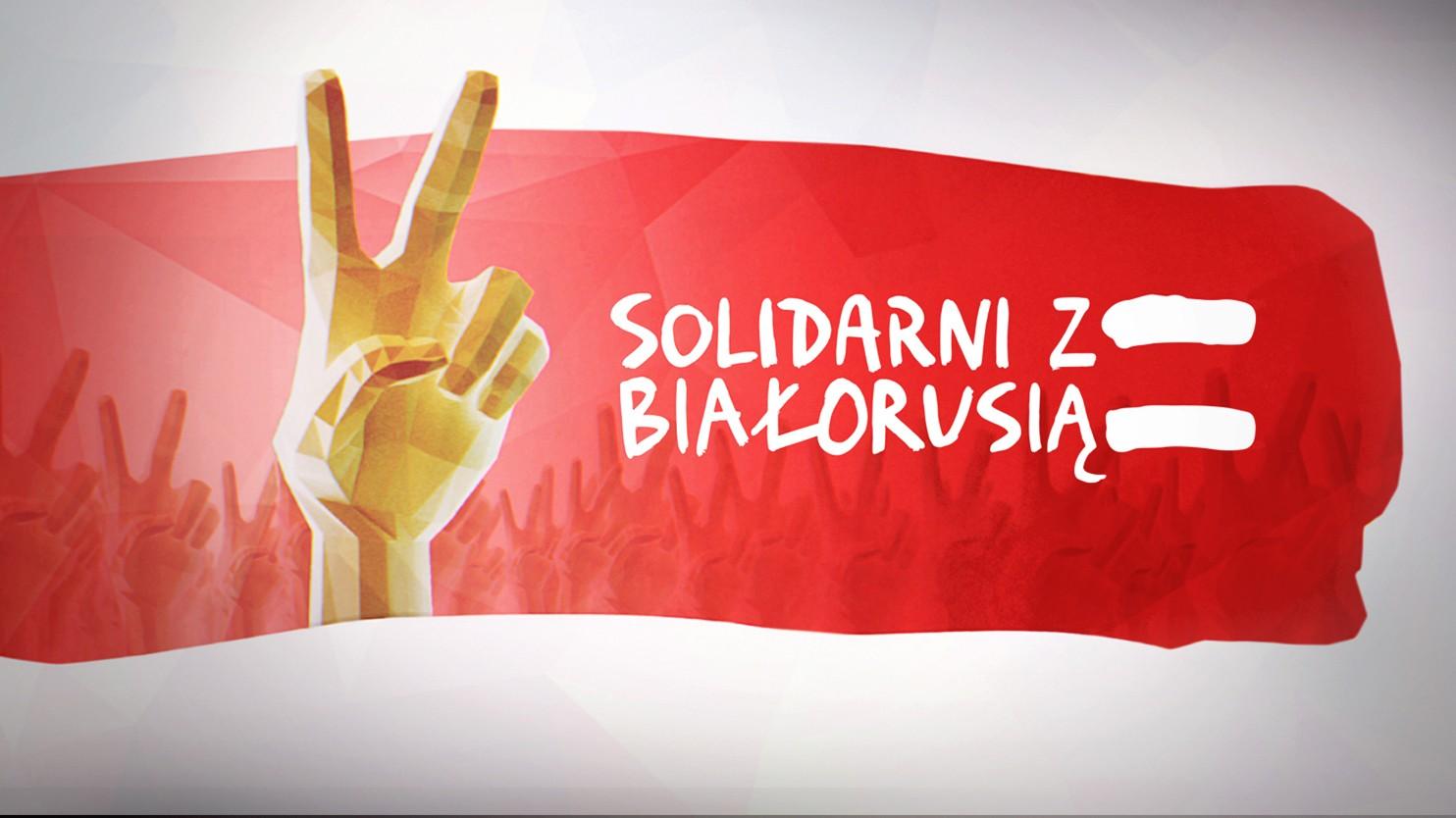 """Tak było na koncercie """"Solidarni z Białorusią"""". Zobacz wideo!"""