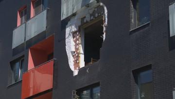Wybuch w Warszawie. Mieszkanie doszczętnie zniszczone, dwoje dzieci w szpitalu