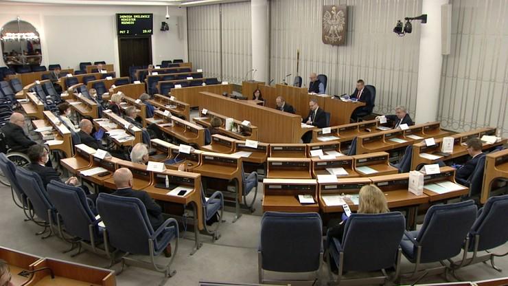 Senator Jan Filip Libicki ma koronawirusa. Przesunięto obrady izby wyższej