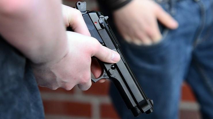 Strzelanina gangsterów narkotykowych z policją w Meksyku. Kilkanaście ofiar