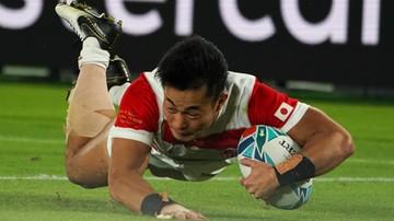 2019-10-13 PŚ w rugby: Japonia awansowała do ćwierćfinału