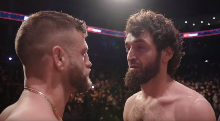 UFC: Magomedsharipov - Kattar. Transmisja w Polsacie Sport Extra