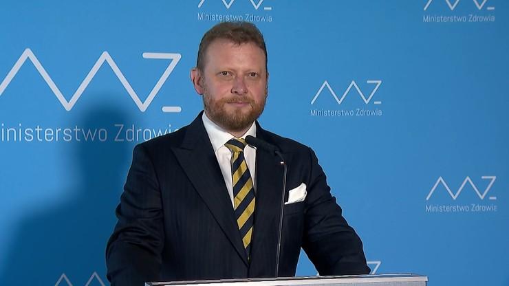 Minister zdrowia Łukasz Szumowski podał się do dymisji. Na czele resortu stał od 2018 r