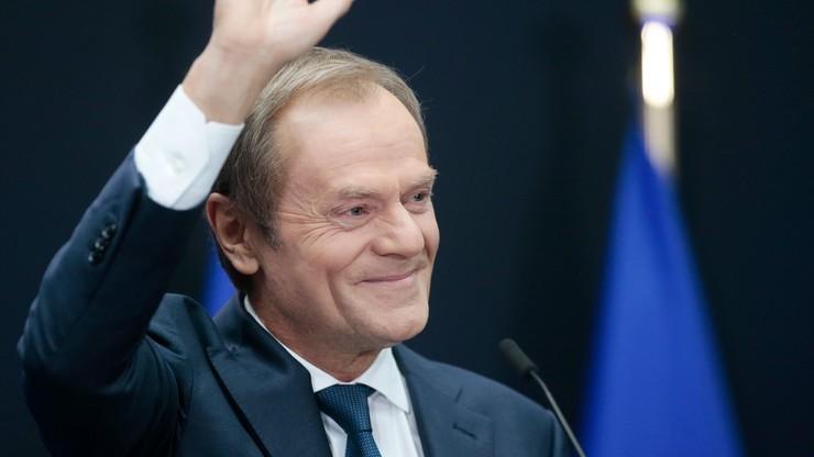 Graś wciąż przy Tusku. Objął ważne stanowisko