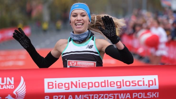 Bieg Niepodległości w Poznaniu: Gosk mistrzynią Polski na 10 km