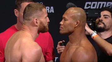 UFC: Błachowicz - Jacare. Transmisja w Polsacie Sport