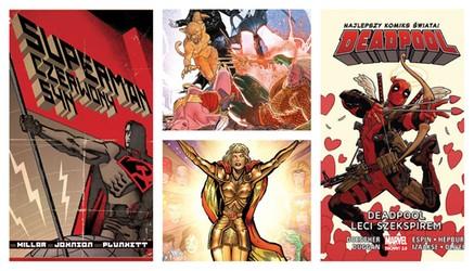 Komiksove Love, czyli… idealny sposób na kwarantannę