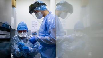 Koronawirus w Polsce. Najmniej zakażeń od października