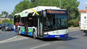 Koronawirus w krakowskich autobusach. Sanepid szuka pasażerów