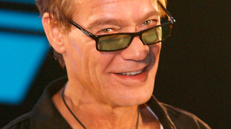 Zmarł Eddie Van Halen. Gitarzysta zmagał się z rakiem