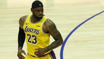 NBA: Wyjątkowe triple-double LeBrona Jamesa