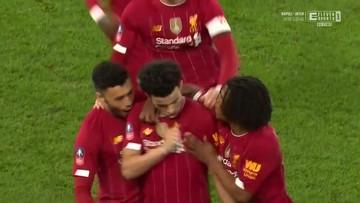 Fenomenalny gol 18-latka z Liverpoolu w derbach z Evertonem [ELEVEN SPORTS]