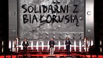 Morawiecki: Białorusini mają prawo do wolności
