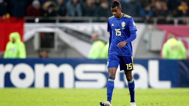 UEFA wszczęła śledztwo. Isak obrażany na tle rasistowskim?