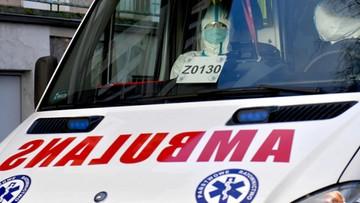 9-letnia Chinka z wysoką gorączką w szpitalu zakaźnym w Warszawie