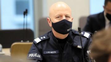 Komendant główny policji: nie godzę się na publiczny lincz na moich ludziach