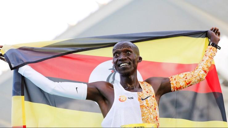 Cheptegei poprawił rekord świata w biegu na 10 km