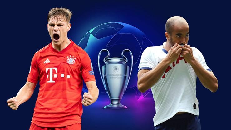 Liga Mistrzów: Bayern Monachium - Tottenham. Relacja na żywo