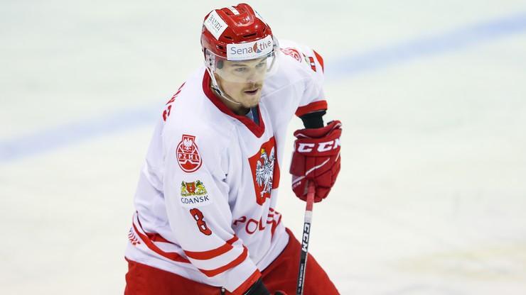 Kapitan hokejowej reprezentacji Polski: Walczyliśmy jeden za drugiego