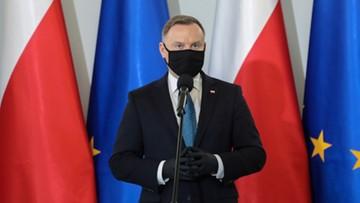 Spotkanie w BBN w sprawie epidemii. Prezydent zaprosił premiera i ministrów