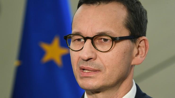 Morawiecki na szczycie UE. Fundusz odbudowy bez ustępstw ws. klimatu i praworządności