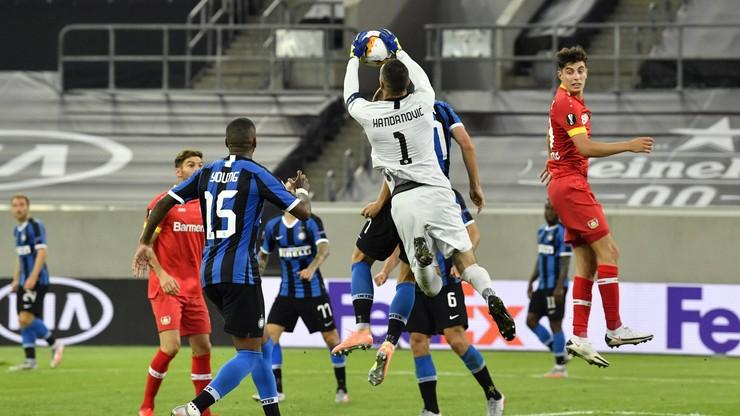 Liga Europy: Inter Mediolan - Szachtar Donieck. Relacja i wynik na żywo