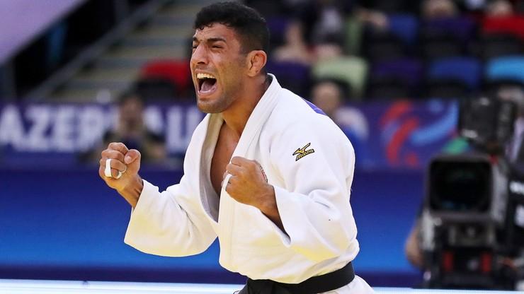 Tokio 2020: Irański mistrz świata w judo powalczy o medal w barwach... Mongolii