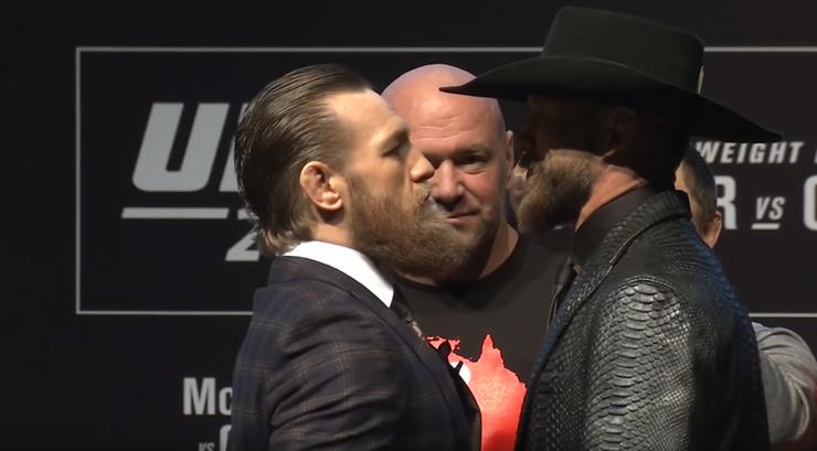 UFC 246: McGregor - Cerrone. Irlandczyk zaskoczył na konferencji prasowej