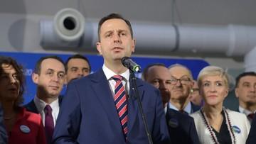 """""""W Polsce mamy wojnę domową, a nie demokratyczny spór"""""""